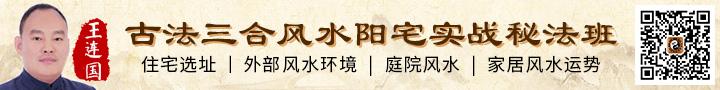 传正国学王连国风水广告